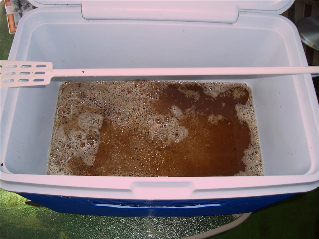 What is a 5-gallon mash recipe?