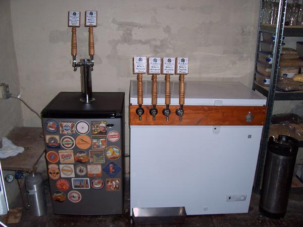 Mikebeer Chest Freezer Kegerator