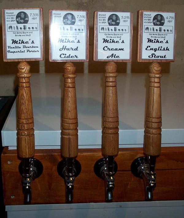 Mikebeer custom tap handles sciox Gallery